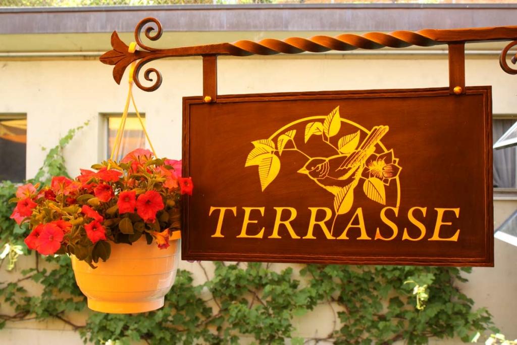 Terrasse - Detail